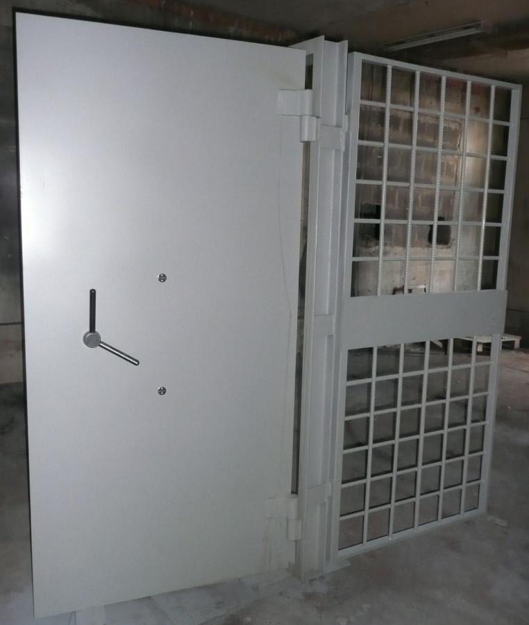 металлические двери 3 класса защиты от взлома