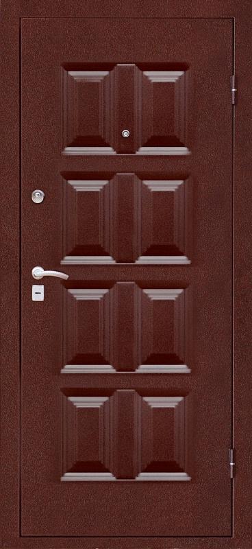 дверь металлическая оптим про