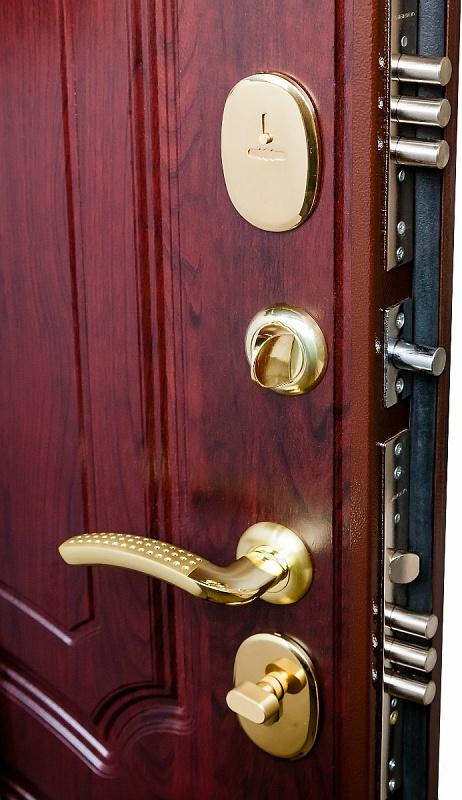 железные двери услуги