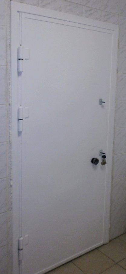 дверь металлическая класс защиты 3