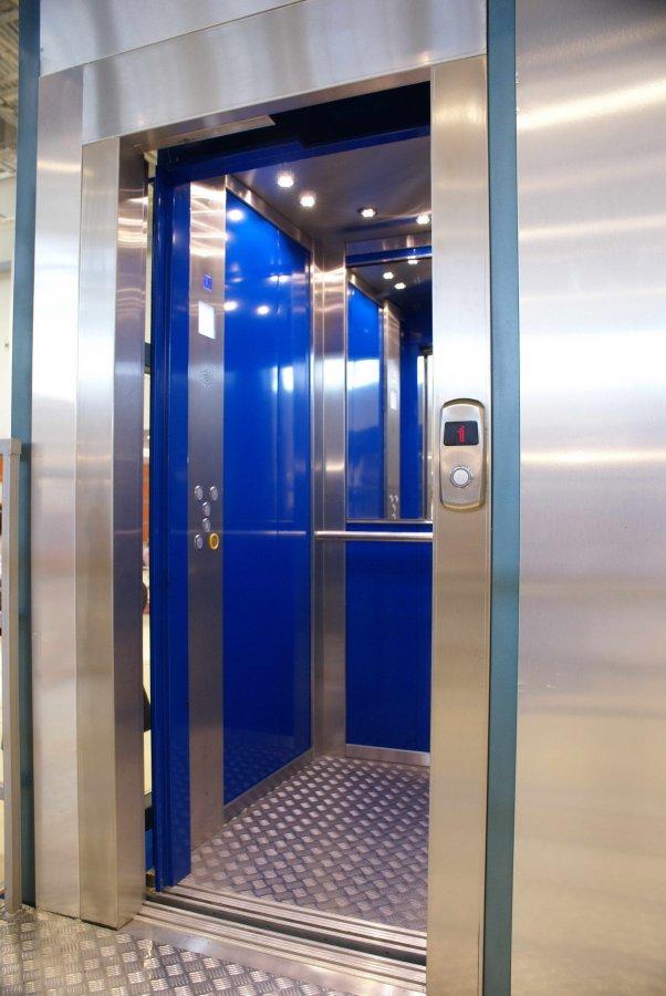 синий лифт картинки очень