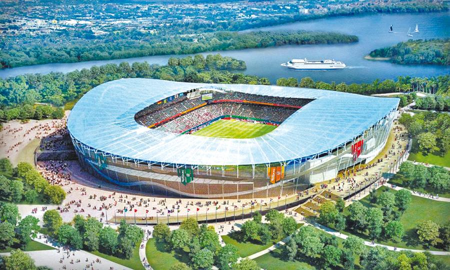 Стадионы мира чемпионат будут россии принимать в по какие футболу